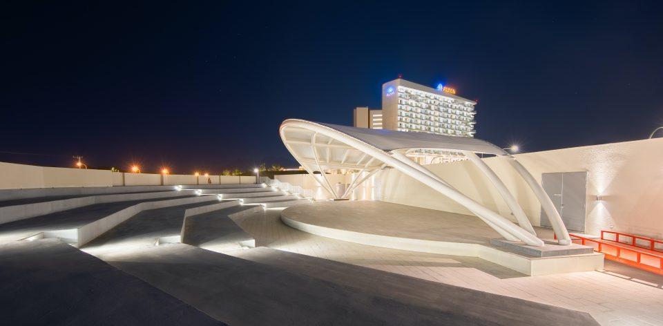 Alma Resort nhà hát ngoài trời