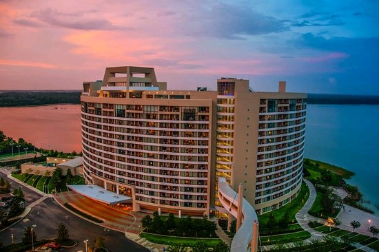 Bay Lake Tower at Disney's Contemporary Resort – Mỹ